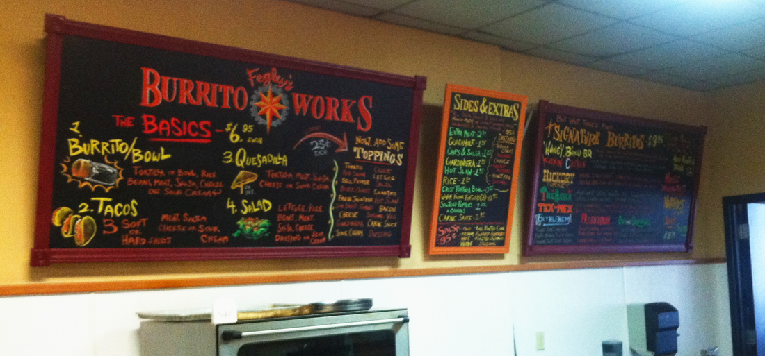 Burrito Works Boards